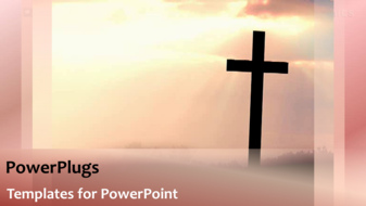 PowerPoint Template - Belief in God